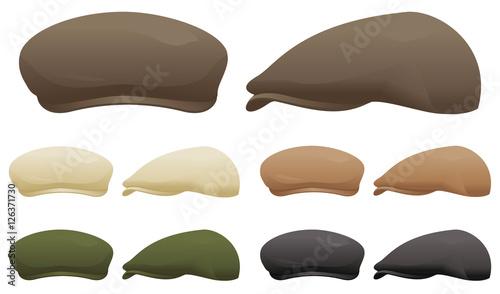 Fotografia  Flat cap