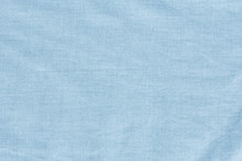 Blue Textile Background./Blue Textile Background