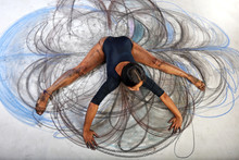 Kinetic Drawing