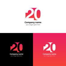 20 Logo Icon Flat And Vector D...