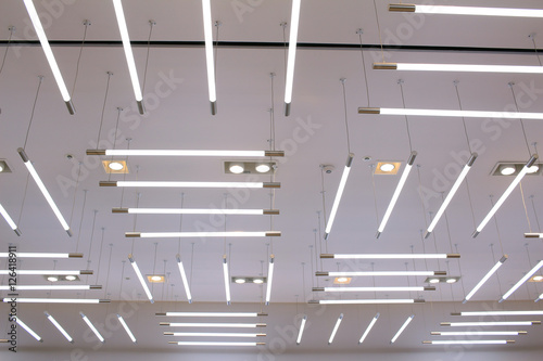 Fotografie, Obraz  Interior lighting design