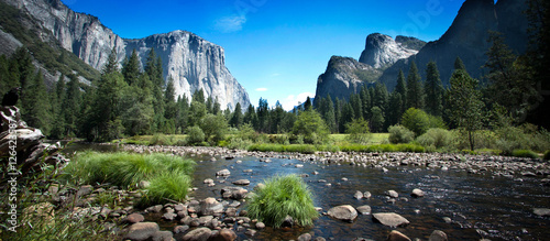 Foto op Plexiglas Natuur Park California (USA) - Yosemite National Park