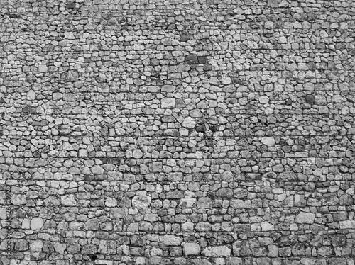 Kamienna ściana - fototapety na wymiar