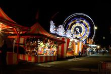 Amusement Rides Night
