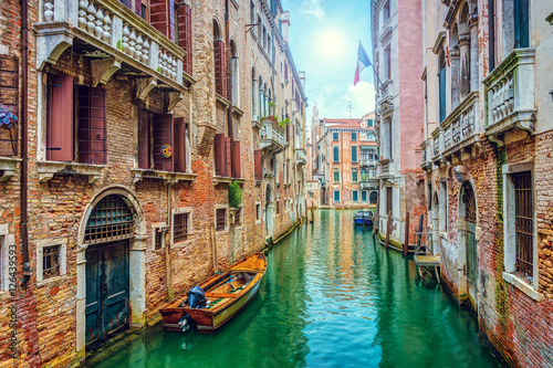 Architecture Venice, Italy Canvas-taulu