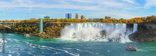 Obraz na płótnie Niagara Falls