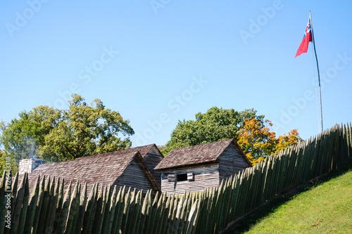 Fotografía  Fort Loudoun State Historic Site