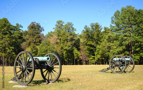 Papel de parede Chickamauga and Chattanooga National Military Park