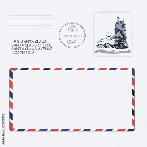 Christmas Envelope Template from as2.ftcdn.net