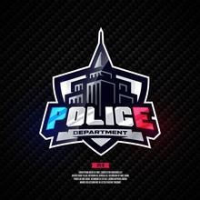 Police Department Logo.
