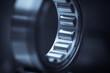Leinwandbild Motiv Ball bearings detail