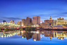 Newark, New Jersey Skyline