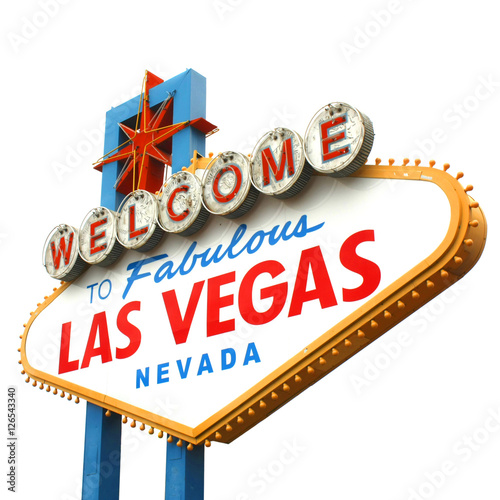 Poster Las Vegas Welcome to fabulous Las Vegas