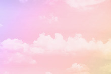 A Soft Cloud Background