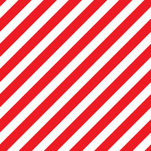 Red Diagonal Lines Seamless Background Vector