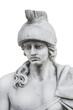 Sculptural Portrait of Warrior