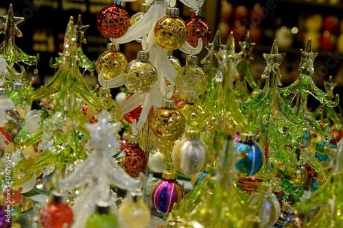 Crystal Christmas Trees A Collection Of Crystal Glass Christmas