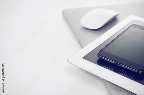 Fotografia  Technology device.