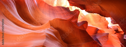 Canvas Prints American Famous Place Arizona (USA) - Antelope canyon