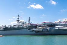 Midway Aircraft Carrier
