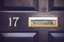 Door Sign And Number