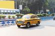Ambassador cab (Taxi) in Kolkata (Calcutta)