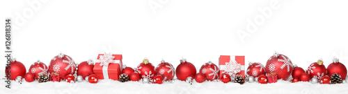 Leinwand Poster Weihnachten / Geschenke