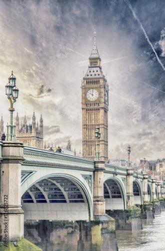 malowana-wieza-big-ben-londyn