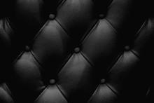 Black Leather Sofa Texture