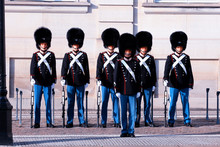Royal Guards During The Ceremo...
