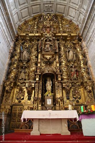 Fotografie, Obraz  Retablo del Monasterio de Poio, Pontevedra