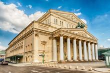The Iconic Bolshoi Theatre, Si...