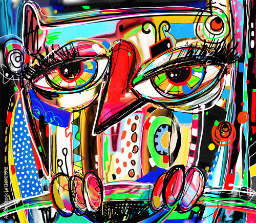 oryginalne-abstrakcyjne-malarstwo