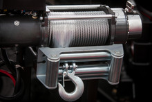 Off Road Vehicle Winch