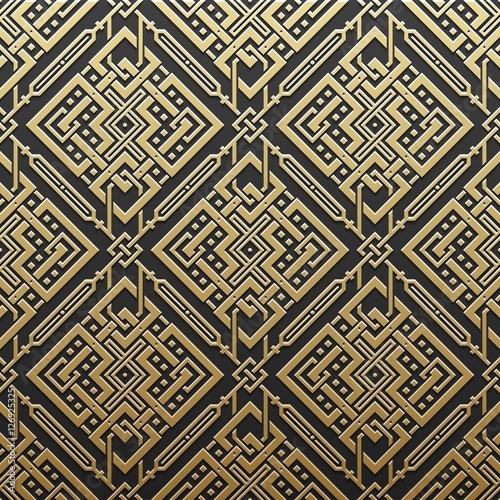 elegancki-geometryczny-wzor