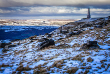 Stoodley Pike, Todmorden, West...