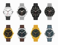 Vector Watch Set. Expensive Cl...