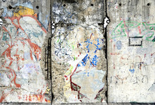 Detail Of The Berlin Wall In G...
