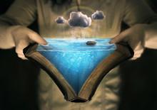 Reading The Story Of Noah's Ark