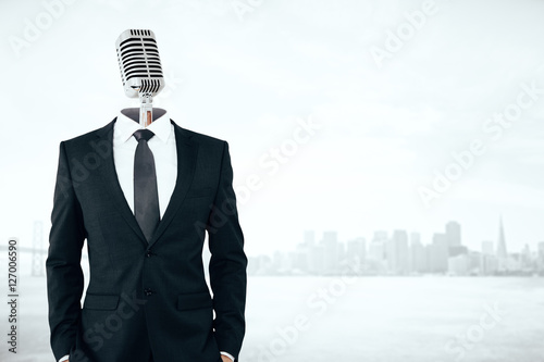 Fényképezés  Voice concept