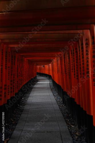 Poster Tokyo japanese shrine