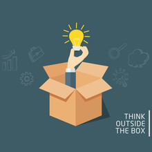 Think Outside The Box, Ideas C...