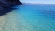Clear water at Cala Golaritze (4k UHD)