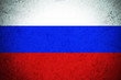 canvas print picture - Russia flag ,original and simple Russia flag.Nation flag