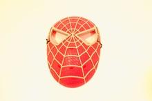 Child Spiderman Mask - Costume