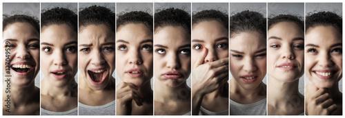 Fototapety, obrazy: Emotions