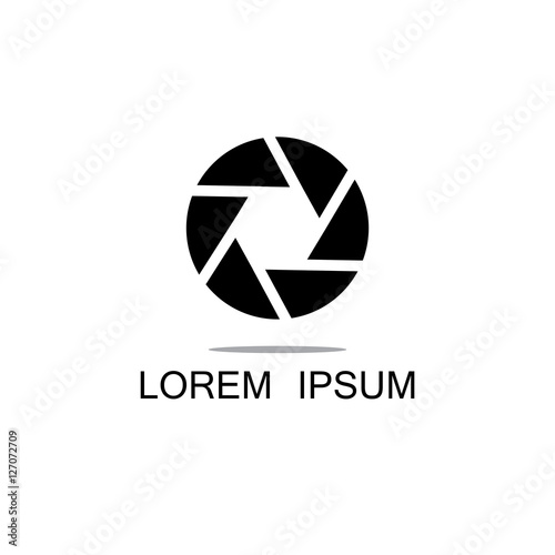 Fototapeta photography logo obraz na płótnie
