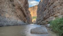 The Santa Elena Canyon Of The ...