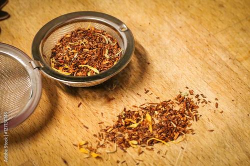 Valokuva  Tea time preparation