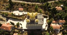Convent Of The Sisters Of Zion - From Top To Front.